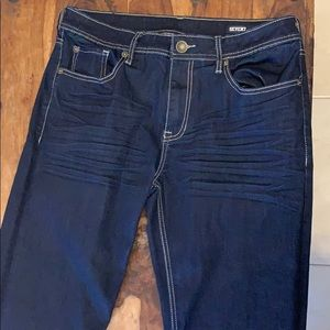 🤩Seven 7 men's dark navy premium denim jeans 🍁